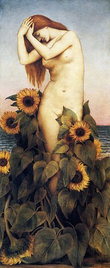 Morgan_Evelyn_de_-_Clytie_-_1887